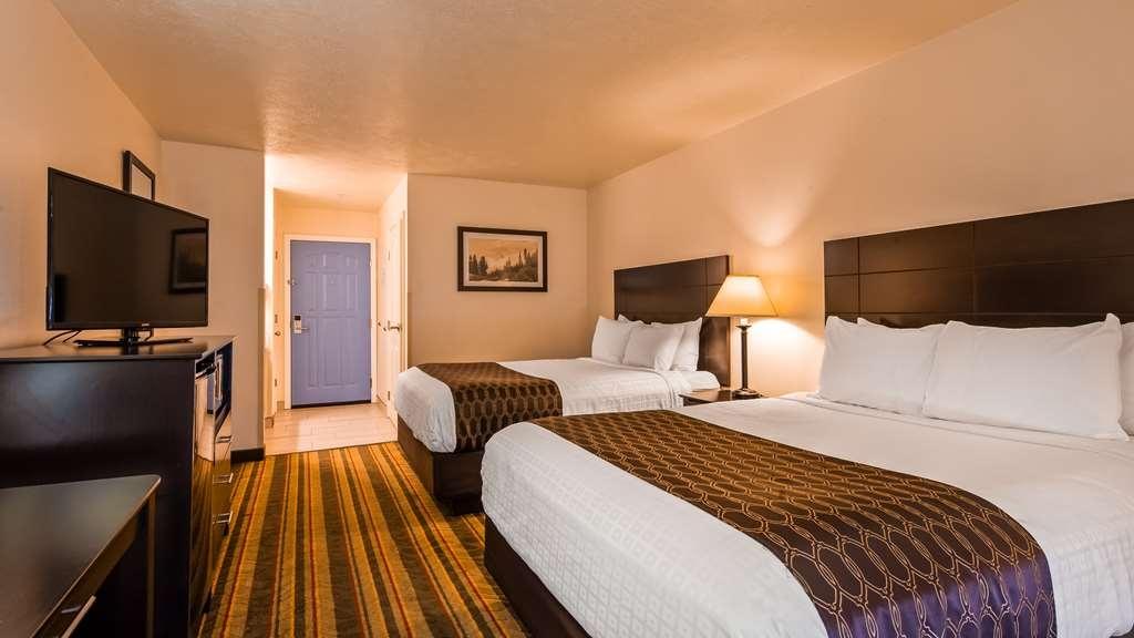 Best Western Visalia Hotel - Gästezimmer/ Unterkünfte