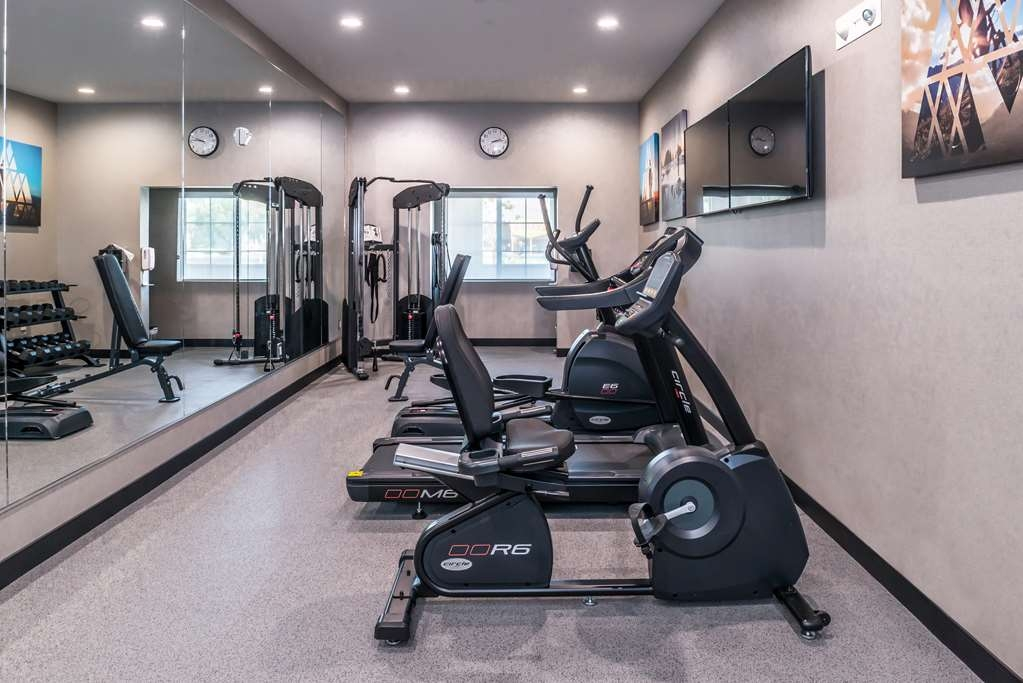 Best Western Plus Temecula Wine Country Hotel & Suites - Fitness