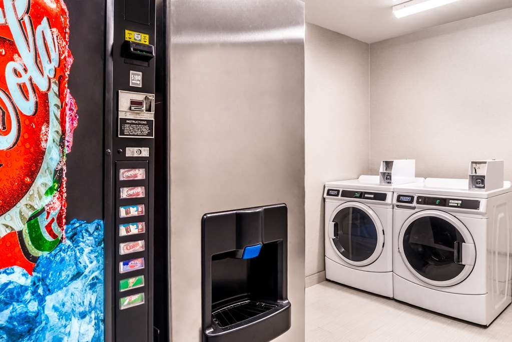 Best Western Plus Temecula Wine Country Hotel & Suites - GuestLaundryVending