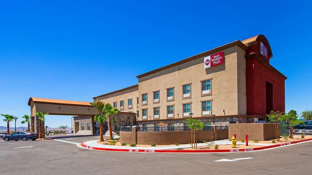 Best Western Plus New Barstow Inn & Suites - Vista exterior