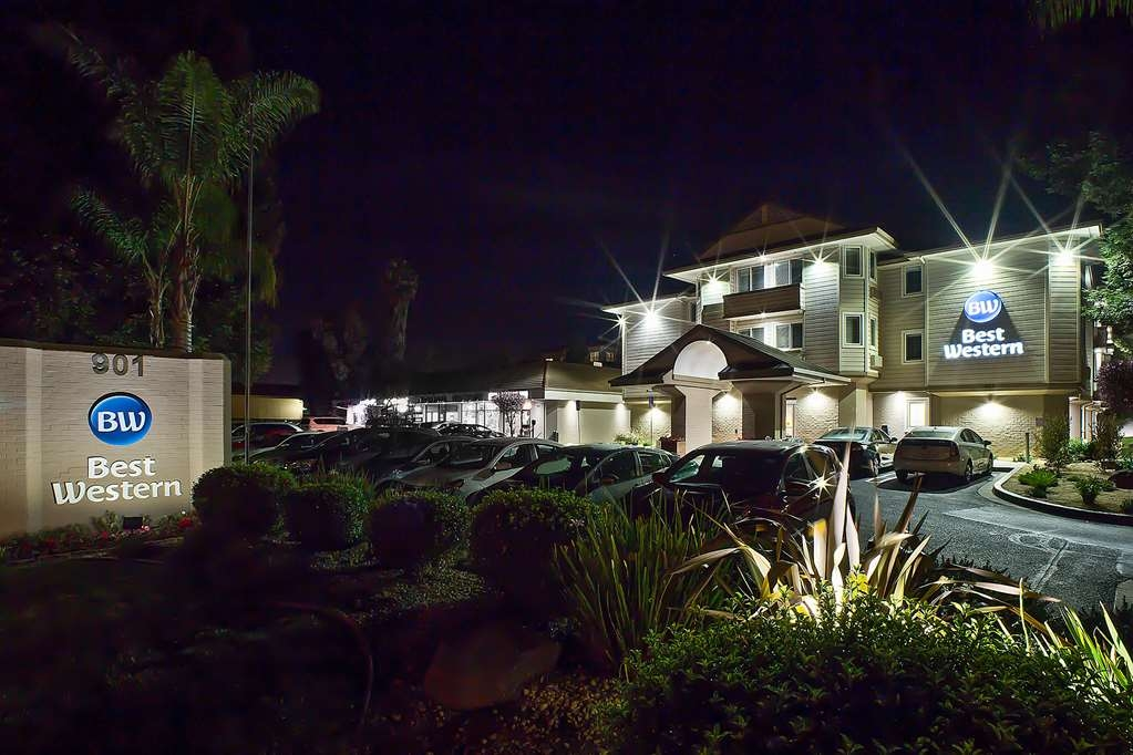 Best Western Crestview Hotel & Suites - FRONT BUILDING NIGHT TIME