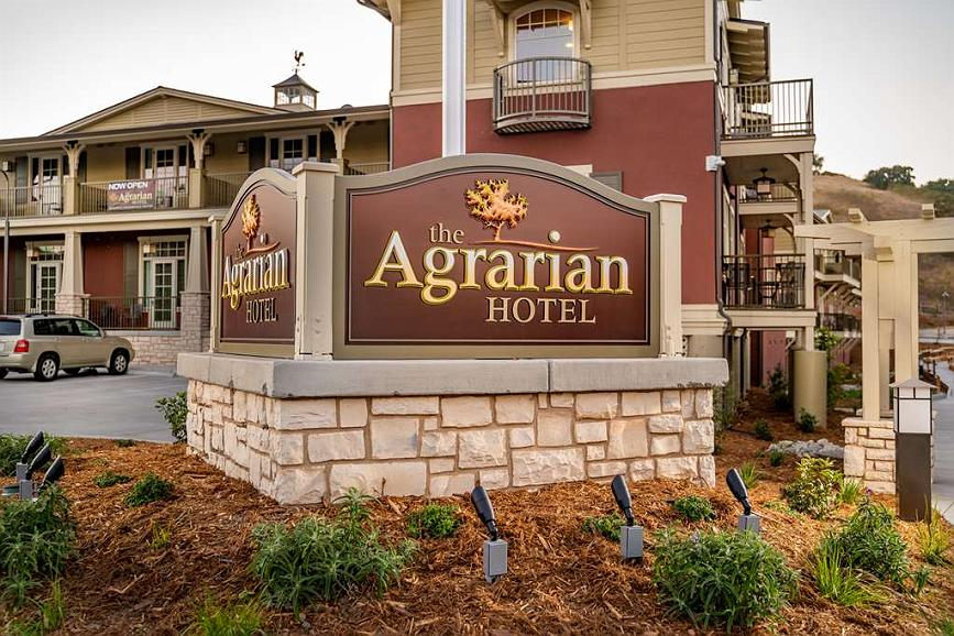 The Agrarian Hotel, BW Signature Collection - Aussenansicht