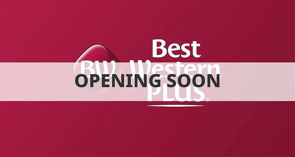 Best Western Plus Desert View Inn & Suites - Logo