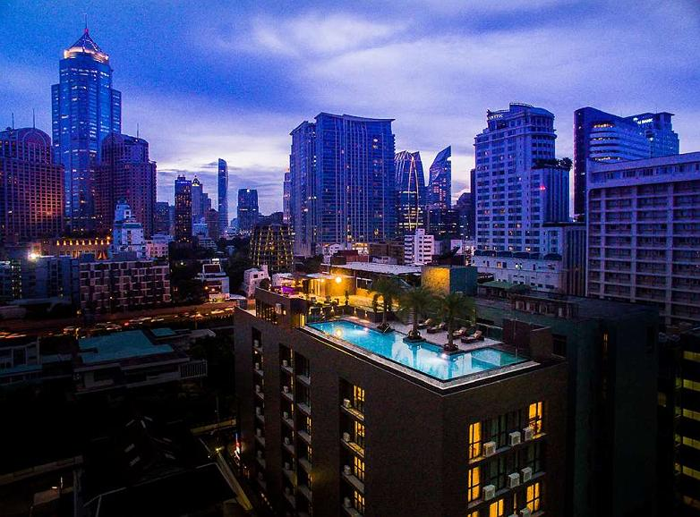 SureStay Plus Hotel by Best Western Sukhumvit 2 - SureStay Plus Sukhumivt Aerial Views