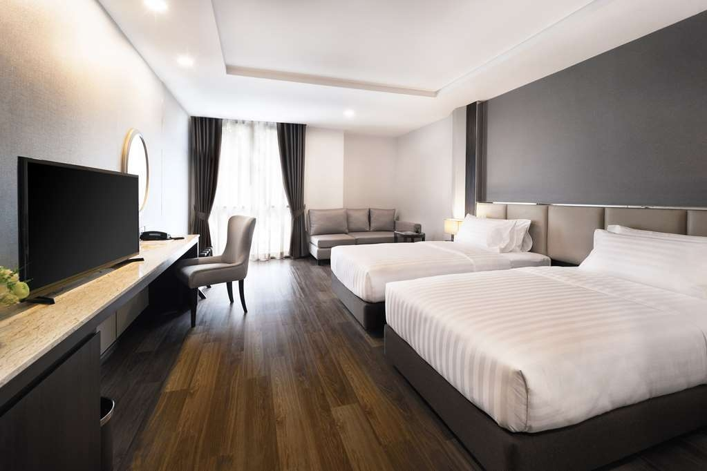 SureStay Plus Hotel by Best Western Sukhumvit 2 - SureStay Plus Sukhumvit Superior Twin room