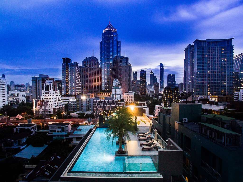 SureStay Plus Hotel by Best Western Sukhumvit 2 - Vista Exterior