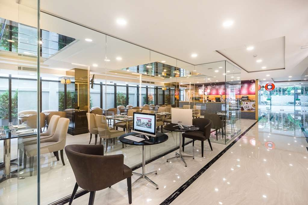 SureStay Plus Hotel by Best Western Sukhumvit 2 - affari-centro