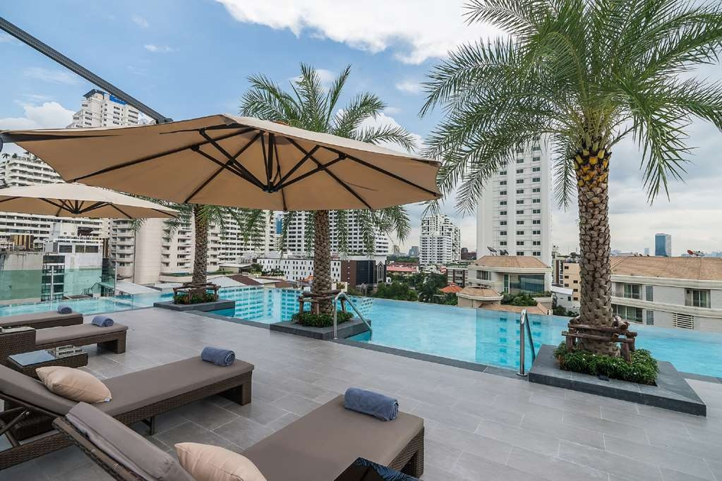 SureStay Plus Hotel by Best Western Sukhumvit 2 - Vista de la piscina