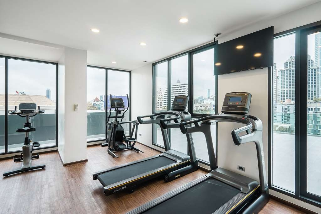 SureStay Plus Hotel by Best Western Sukhumvit 2 - Club de salud