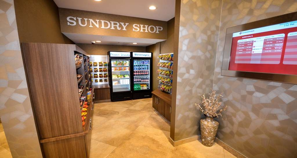Best Western Plus St. John's Airport Hotel and Suites - Sundry Shop