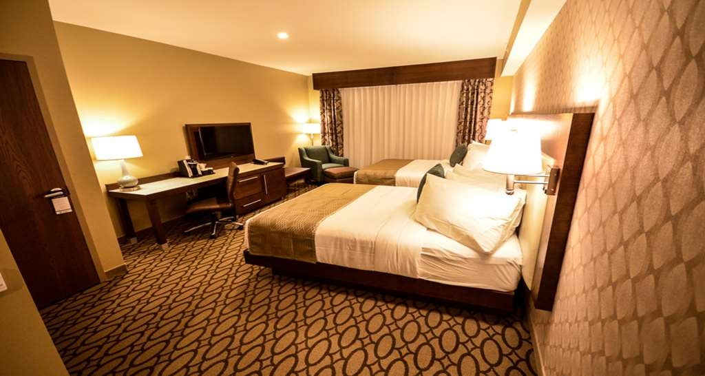 Best Western Plus St. John's Airport Hotel and Suites - Chambres / Logements