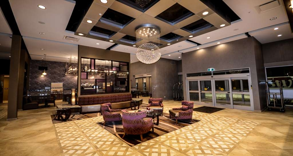 Best Western Plus St. John's Airport Hotel and Suites - Vue du lobby