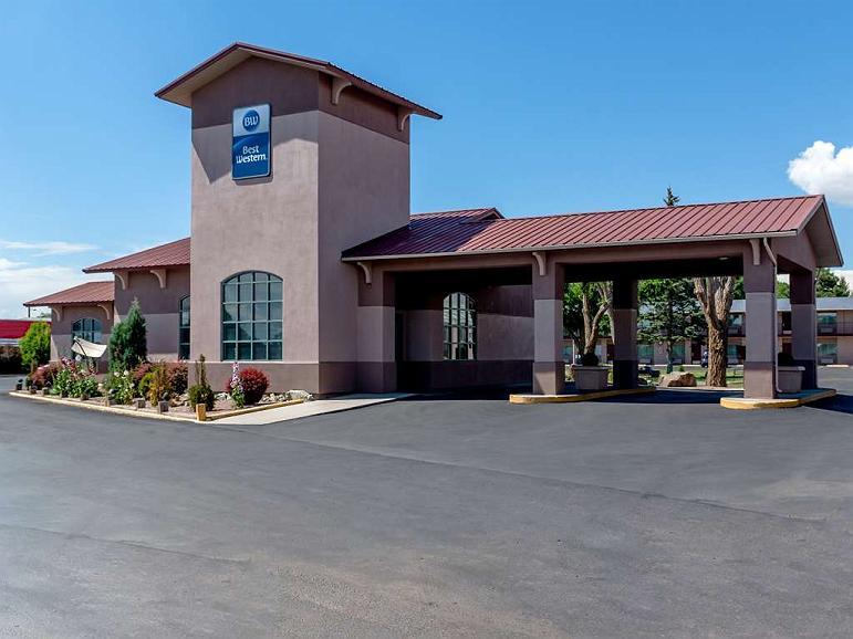 Best Western Alamosa Inn - Aussenansicht