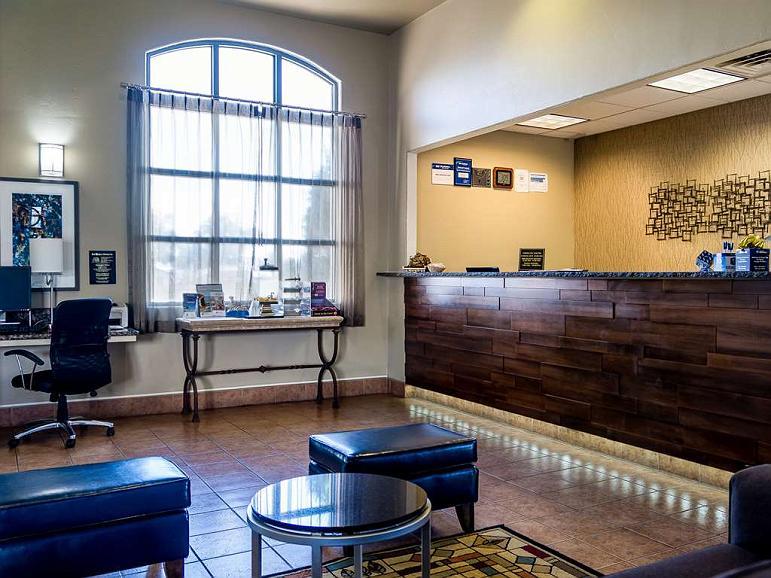 Hotel in Alamosa   Best Western Alamosa Inn