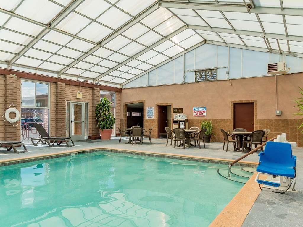Best Western Alamosa Inn - Vue de la piscine