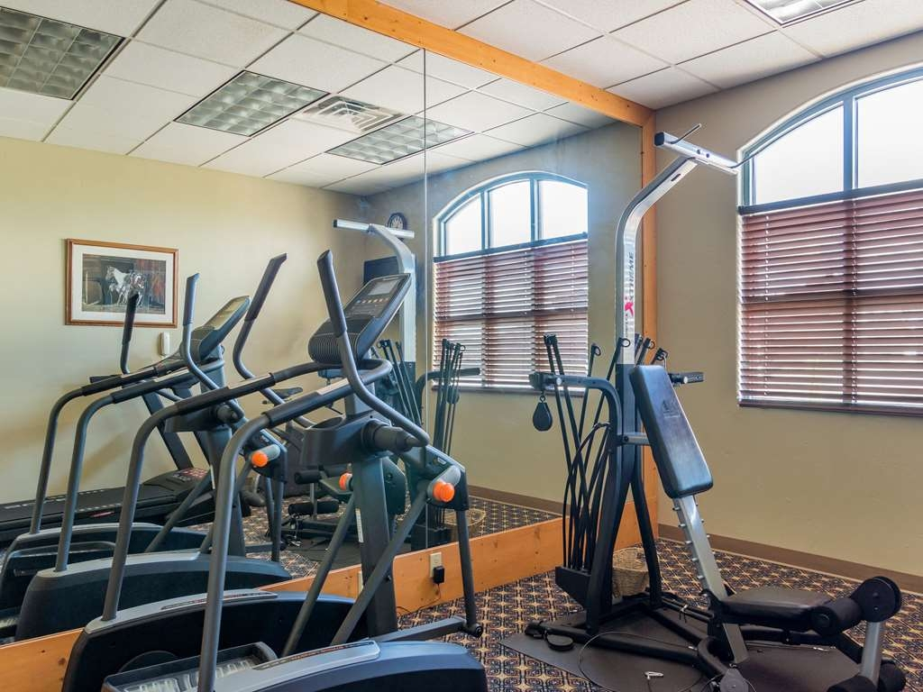 Best Western Alamosa Inn - Club de remise en forme
