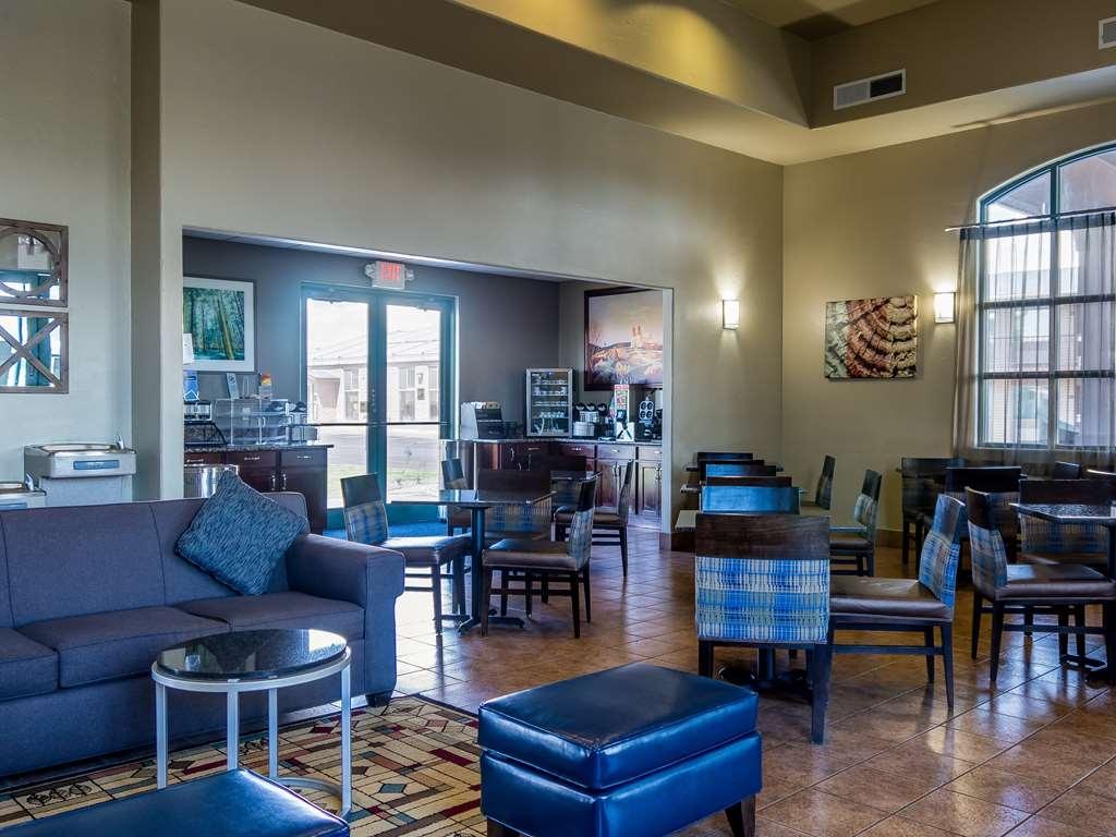 Best Western Alamosa Inn - Vista del vestíbulo