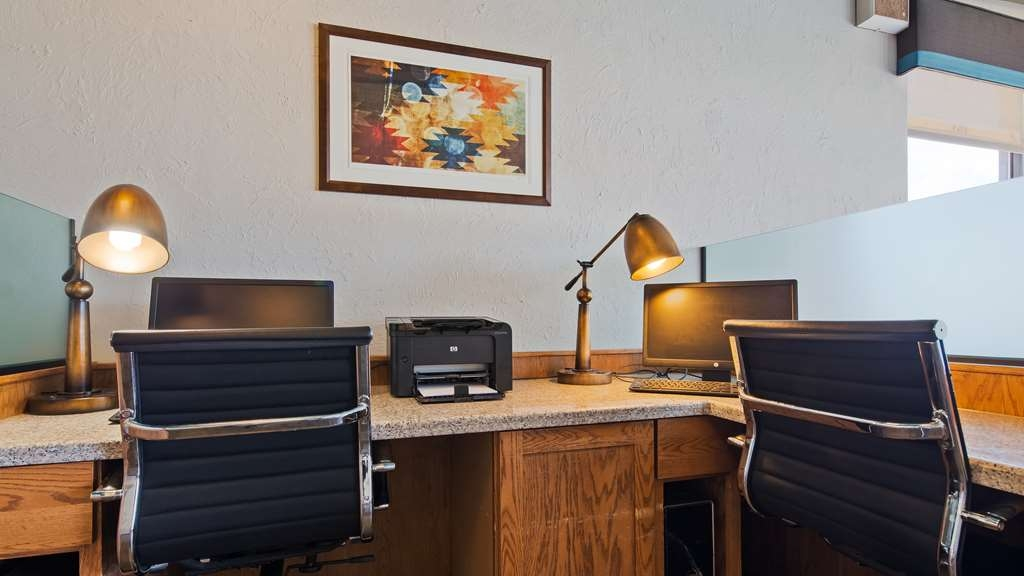Best Western Turquoise Inn & Suites - affari-centro