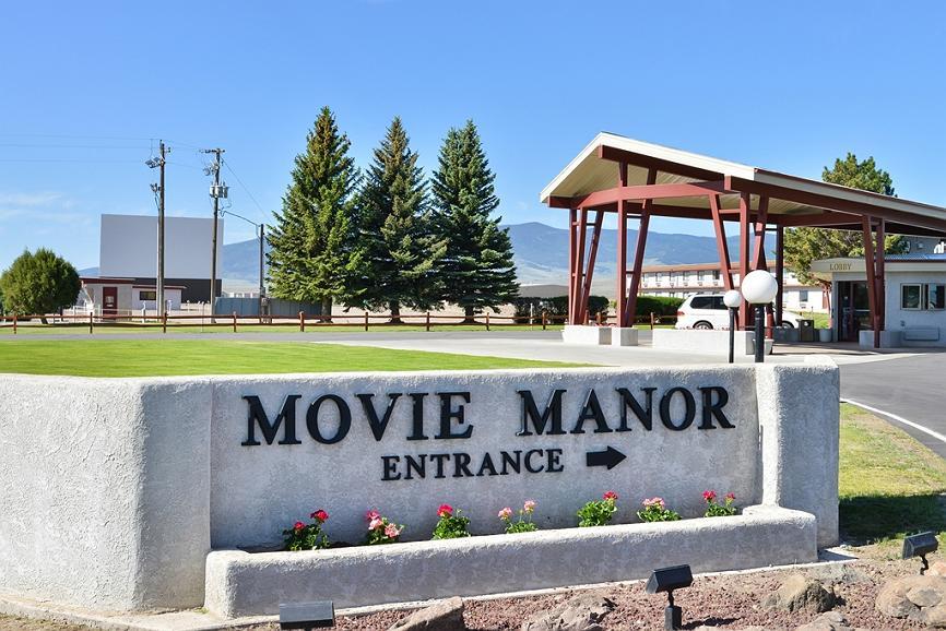 Best Western Movie Manor - Area esterna