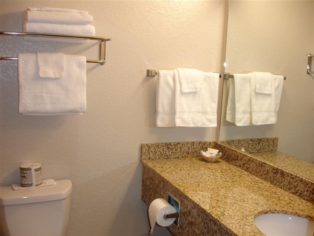 Best Western Rambler - Salle de bains