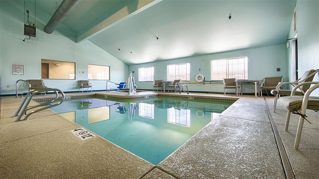 Best Western Rambler - Vue de la piscine