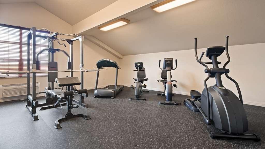 Best Western Rambler - Fitnessstudio