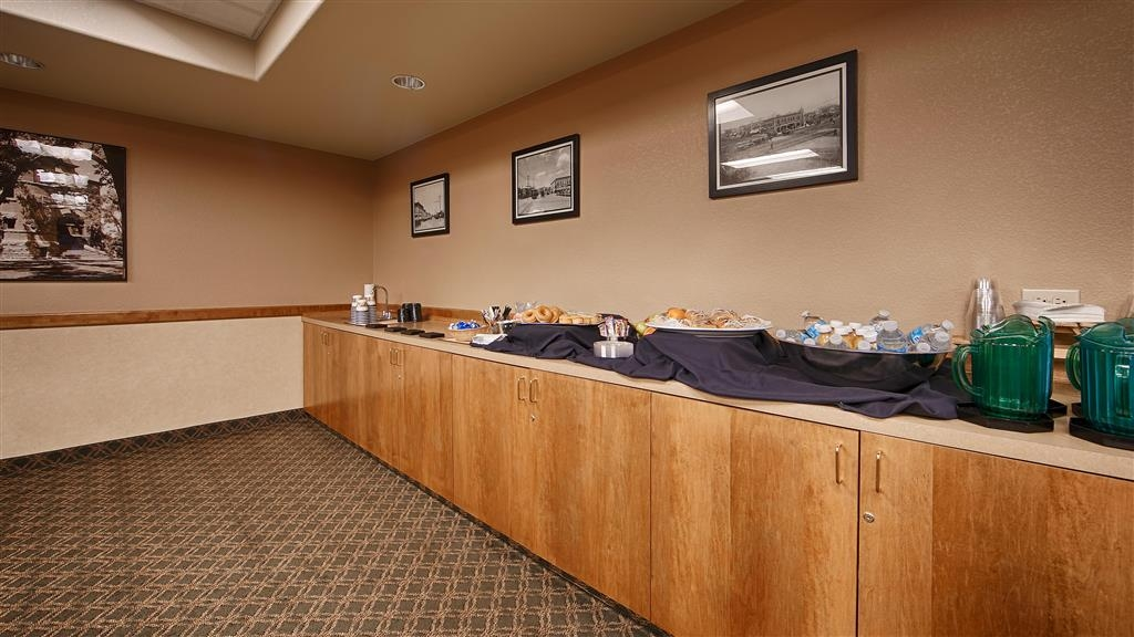 Best Western University Inn - Salle de réunion