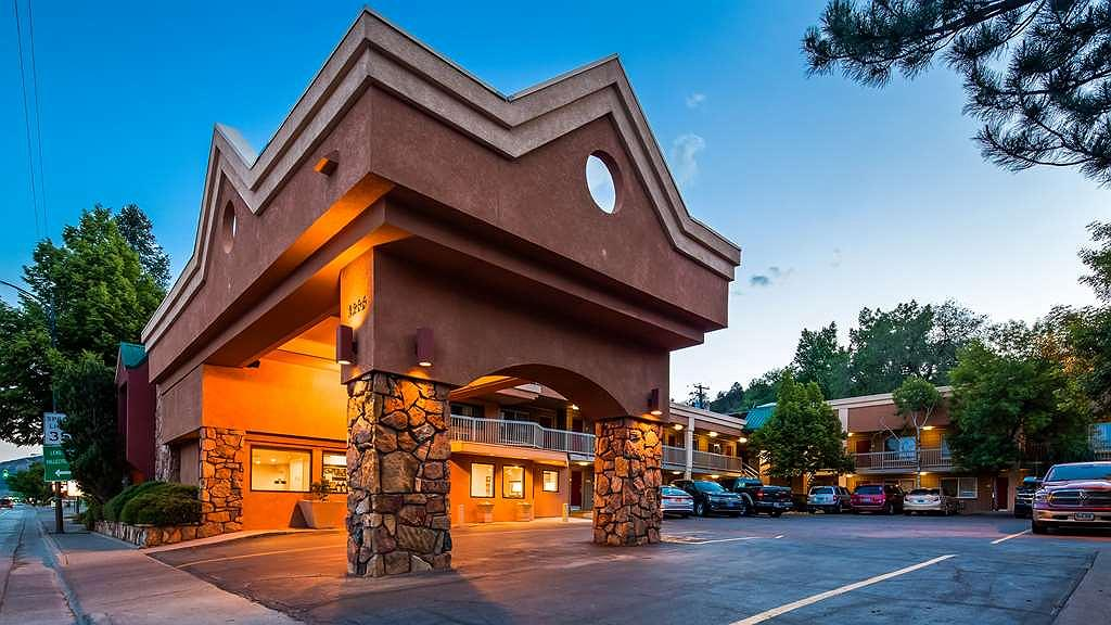 Best Western Mountain Shadows - Welcome to the Best Western Mountain Shadows