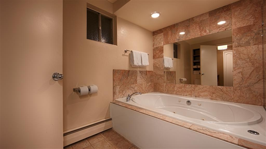 Best Western Mountain Shadows - Salle de bain