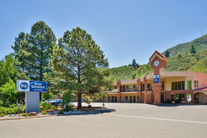 Best Western Durango Inn & Suites - Vista exterior