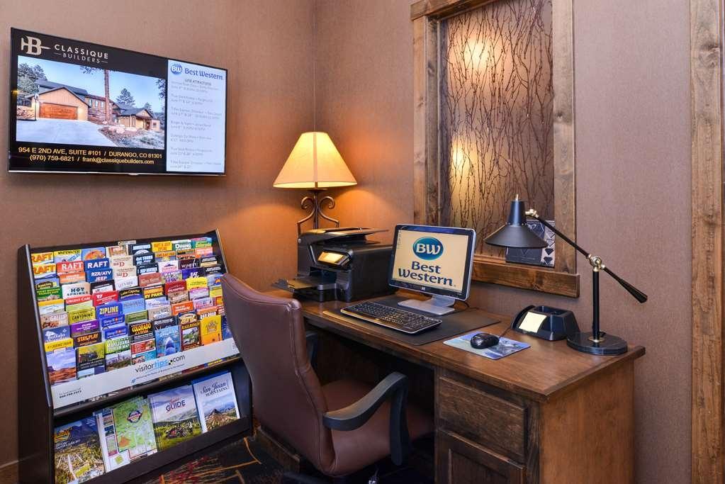 Best Western Durango Inn & Suites - centre des affaires