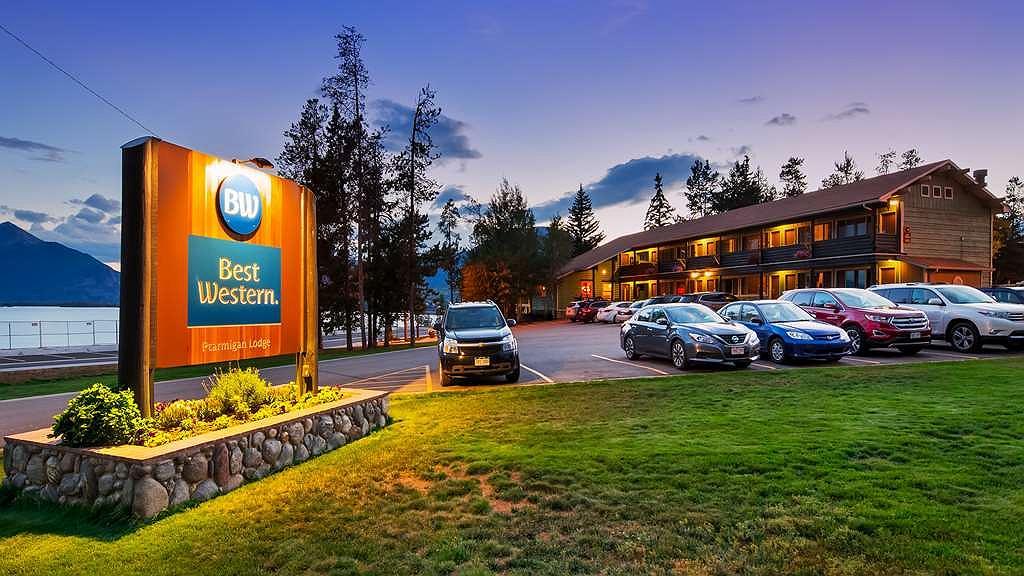 Best Western Ptarmigan Lodge - Vista exterior