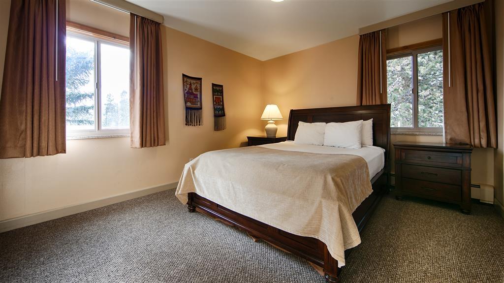 Best Western Ptarmigan Lodge - Gästezimmer/ Unterkünfte