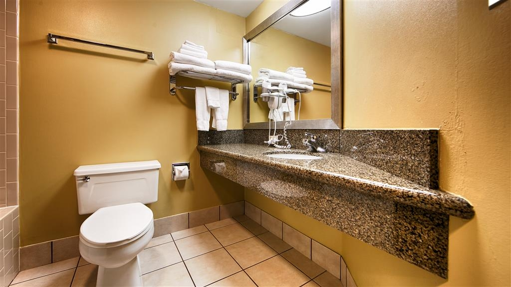Best Western Ptarmigan Lodge - Baño