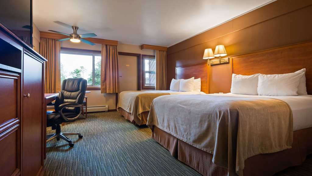 Best Western Ptarmigan Lodge - Get a good night's sleep when you stay with us.