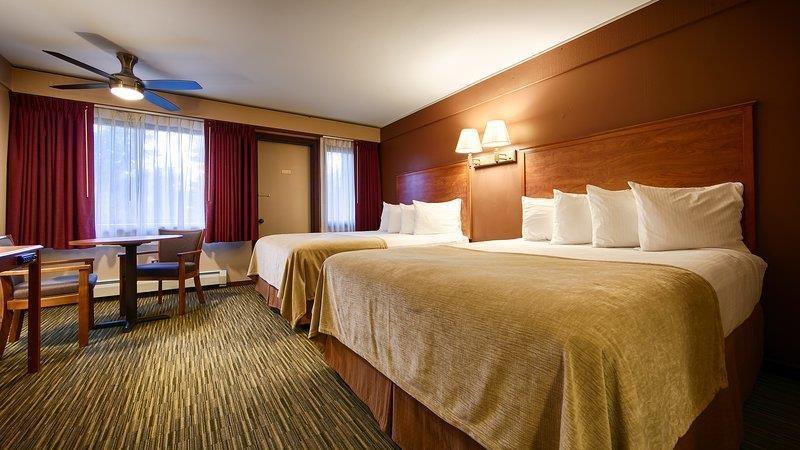 Best Western Ptarmigan Lodge - Chambres / Logements