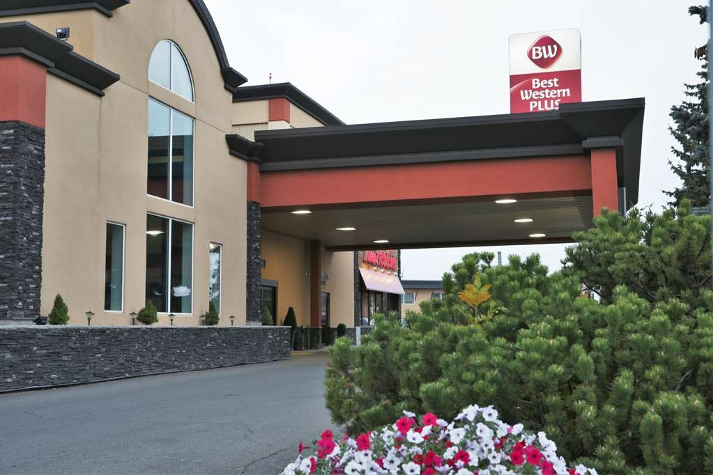 Best Western Plus City Centre Inn - Vista Exterior