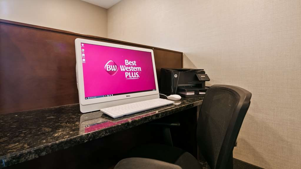 Best Western Plus City Centre Inn - centro de negocios-característica