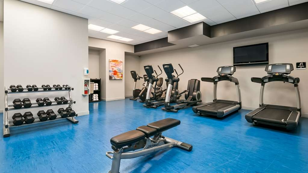 Best Western Plus Village Park Inn - 24-hour Complimentary Fitness Center