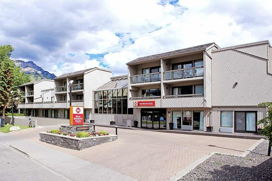 Best Western Plus Siding 29 Lodge - Area esterna