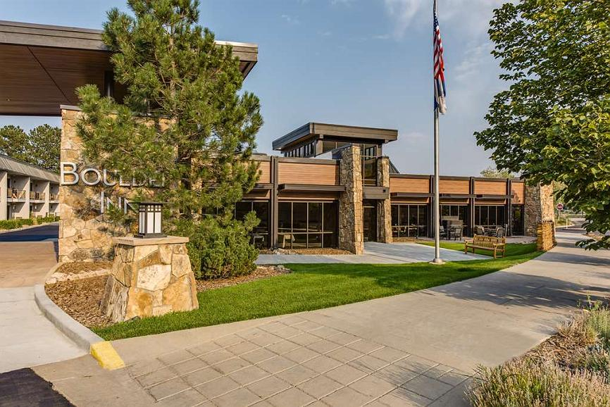 Hotel in Boulder | Best Western Plus Boulder Inn