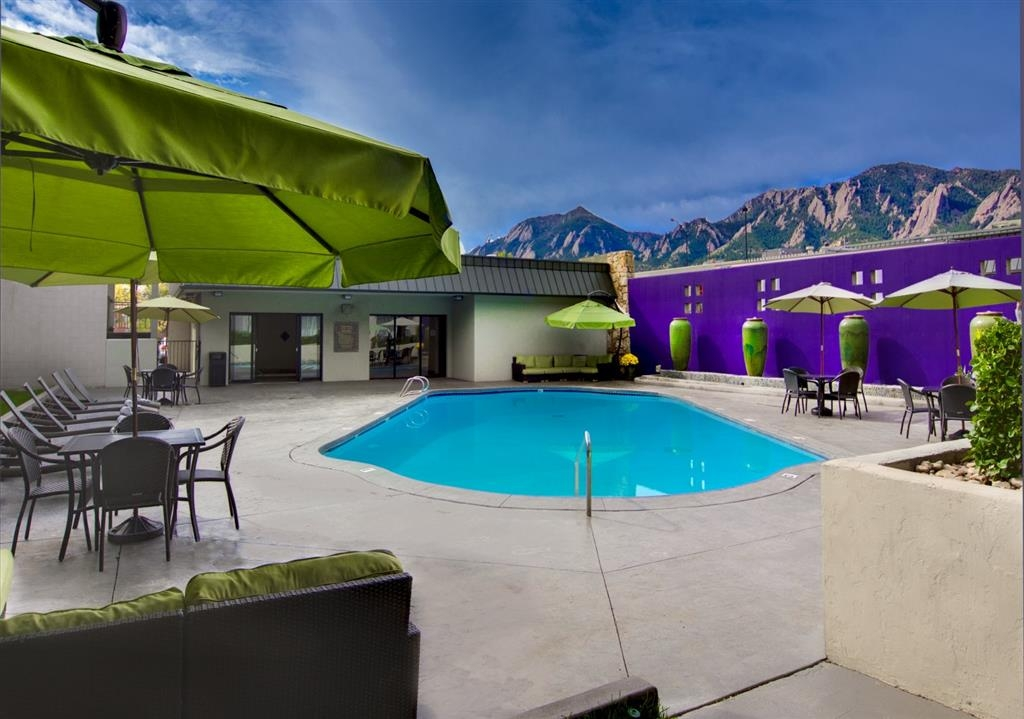 Best Western Plus Boulder Inn - Piscina