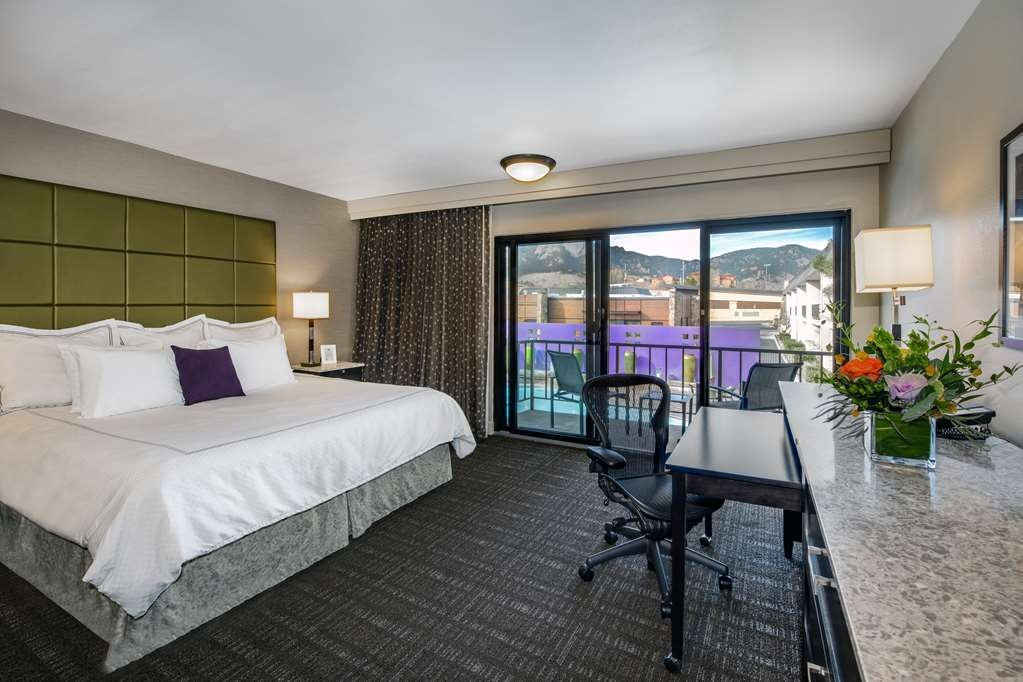 Best Western Plus Boulder Inn - Sumptuous accommodations feature all the amenities that the business or leisure traveler would expect.