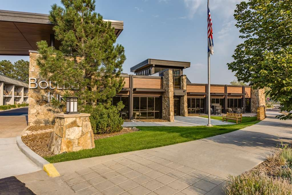 Best Western Plus Boulder Inn - Vista Exterior
