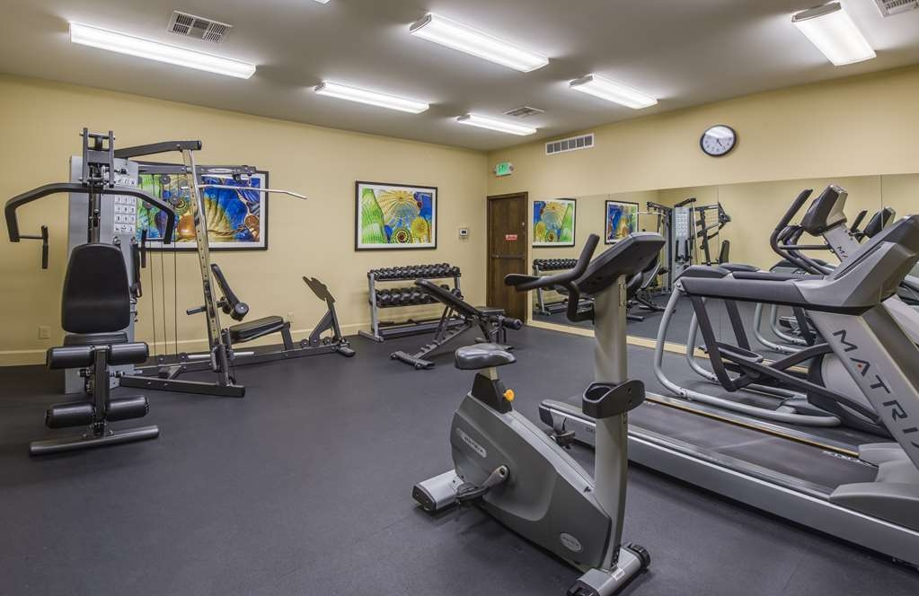 Best Western Plus Boulder Inn - Sala fitness