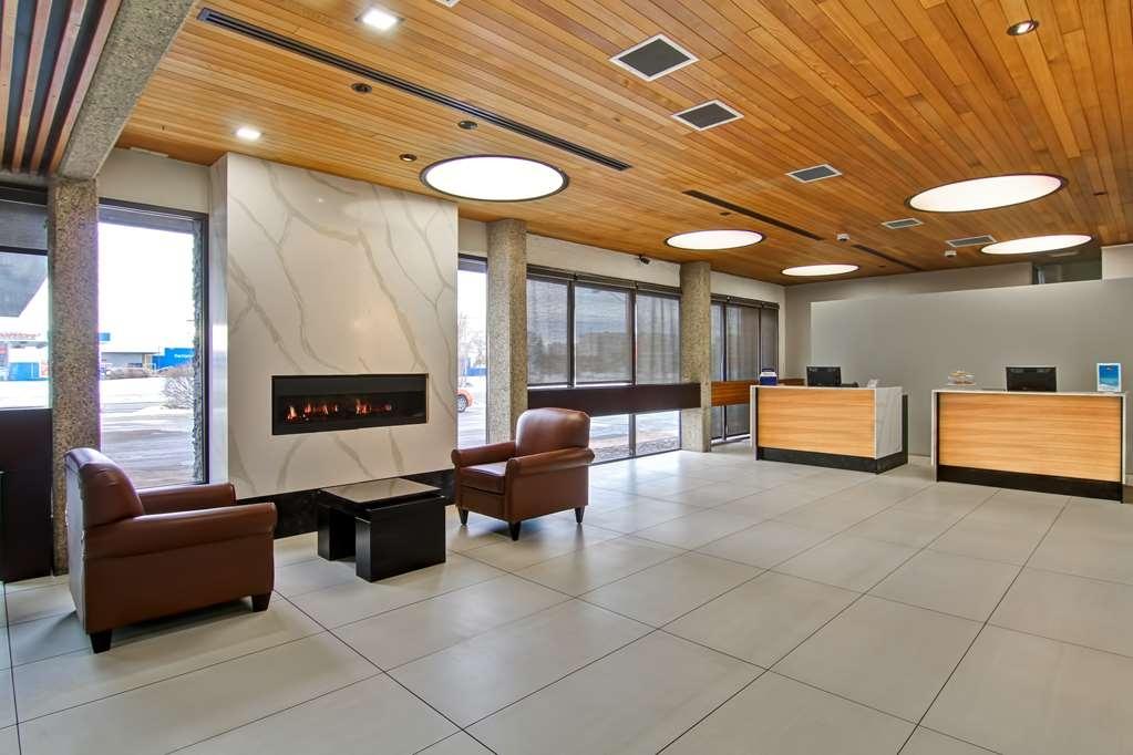 Best Western Cedar Park Inn - Hotel Lobby