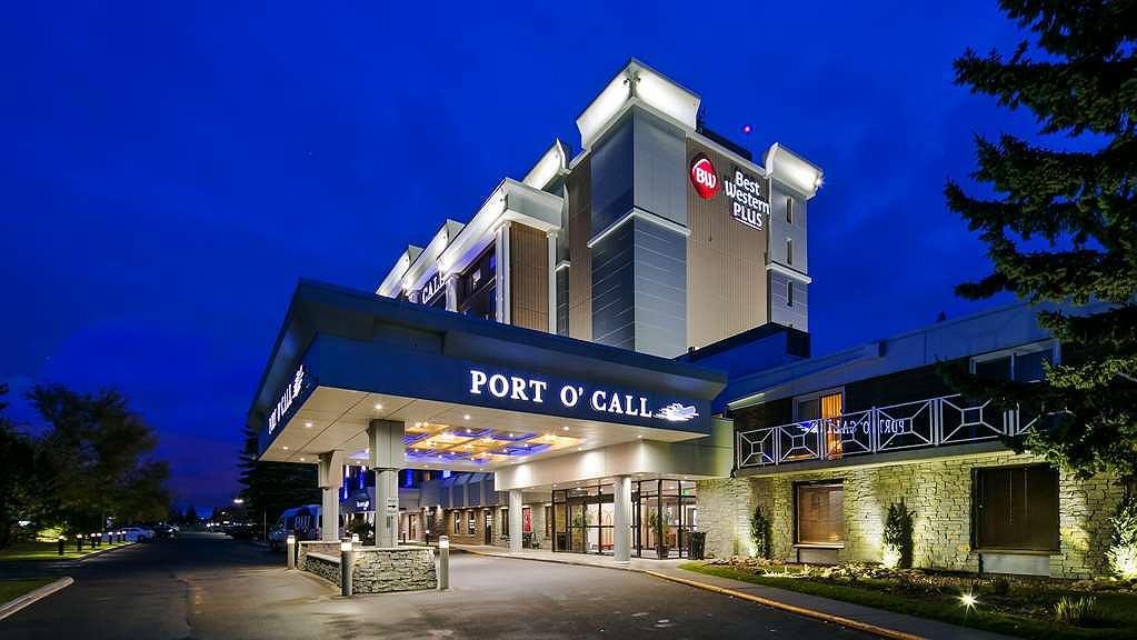 Best Western Plus Port O'Call Hotel - Aussenansicht