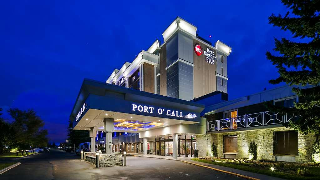 Best Western Plus Port O'Call Hotel - Aussenansicht