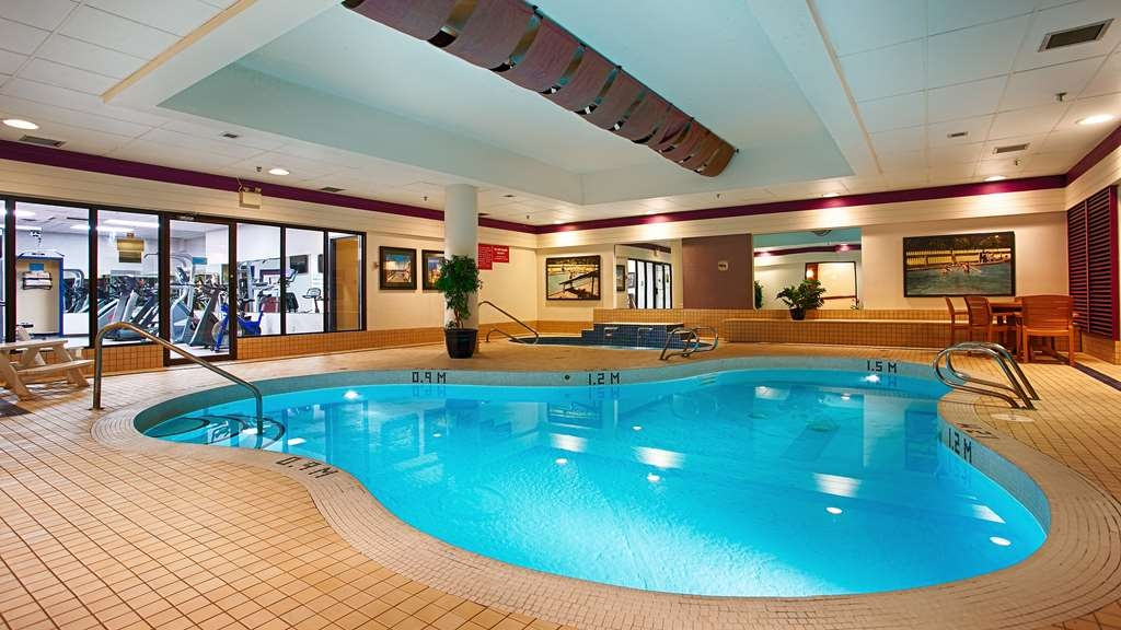 Best Western Plus Port O'Call Hotel - Piscina