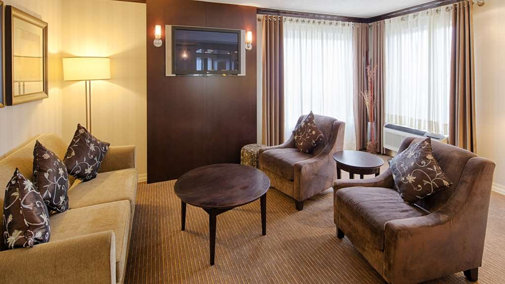 Best Western Plus Port O'Call Hotel - Camere / sistemazione